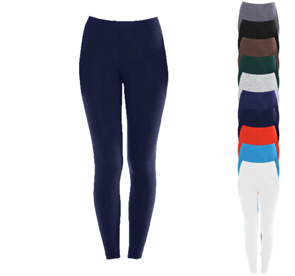 American Apparel Women´s Jersey Leggings