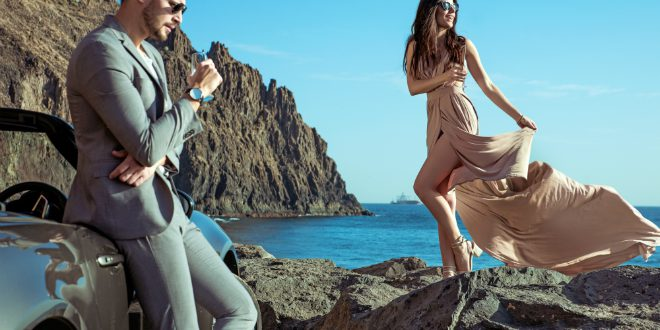 Elegante Abendmode Fur Den Sommer Textilwaren Magazin