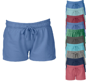 CC1537L Comfort Colors Ladies French Terry Short