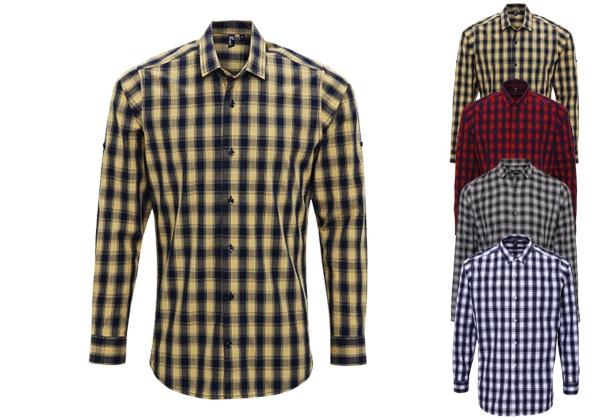 pw250-premier-workwear-men-s-mulligan-check-cotton-long-sleeve-shirt-46894