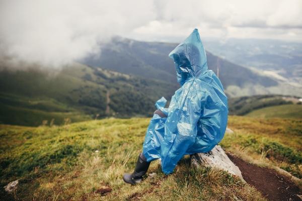 Wetterfeste Outdoor-Bekleidung