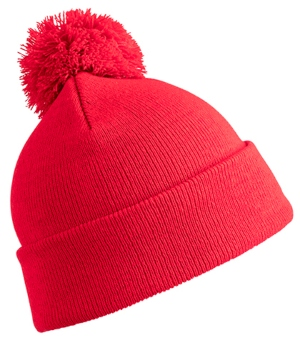 result-winter-essentials-junior-pom-pom-beanie