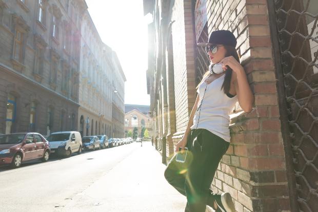 Streetwear ist nach wie vor sportlich und authentisch