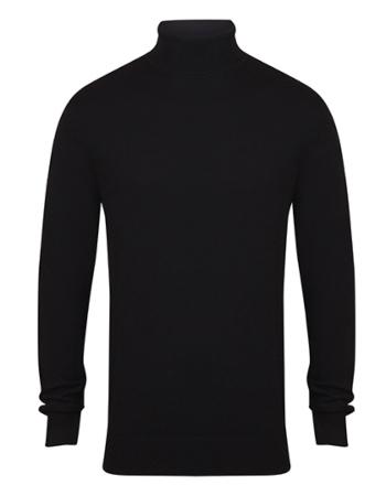 henbury-mens-roll-neck-jumper