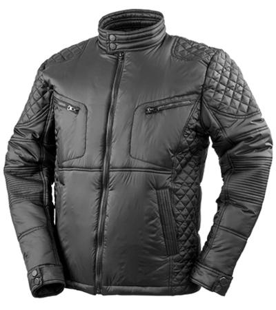 Result Biker-Style Jacke