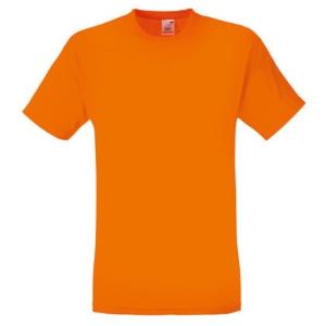 fruit-of-the-loom-original-t-shirt-orange-dunkelblau-kombinieren