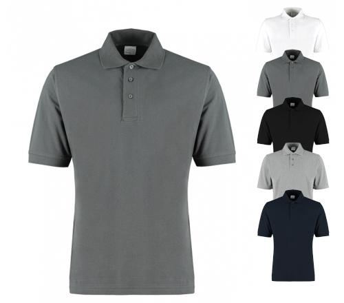 kustom-kit-classic-fit-cotton-klassic-superwash-600-polo-neutrale-kleidung