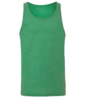 canvas-unisex-jersey-tank-top-green-triblend