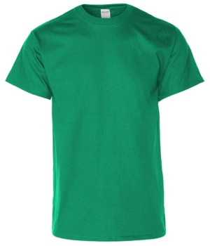 gildan-ultra-cotton-t-shirt-kelly-green