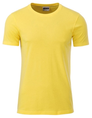 james-nicholson-men-s-basic-t-yellow-sommerfarben-2020