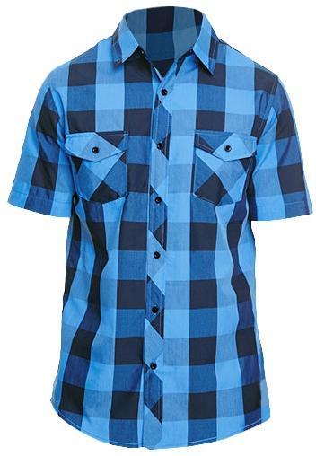 BU9203 Burnside Buffalo Plaid Woven Shirt