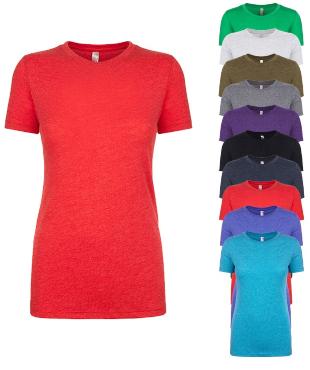 Damen T-Shirt, in verschiedenen Farben