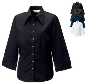 Körperbetonte Damen Bluse aus Tencel