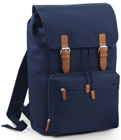 BG613 BagBase Vintage Laptop Backpack