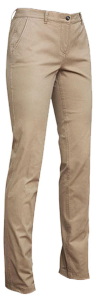 BR501 Brook Taverner Business Casual Collection Houston Ladies` Chino