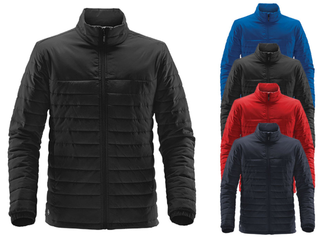 ST81 Stormtech Mens Nautilus Quilted Jacket