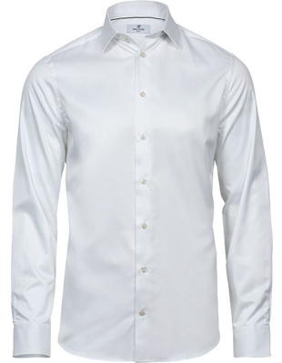 TJ4021 Tee Jays Luxury Shirt Slim Fit