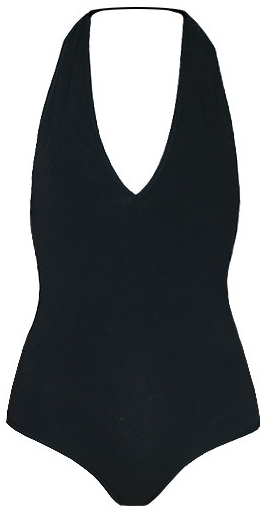 AM8312 American Apparel Women´s Halter Bodysuit
