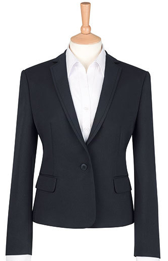 BR650 Brook Taverner One Collection Blazer Saturn - kann den Bauch kaschieren