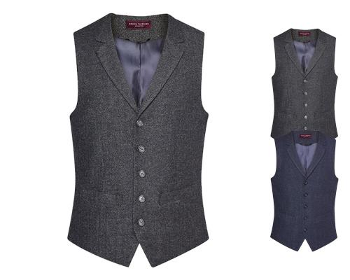 Brook Taverner Memphis Men´s Waistcoat gentleman-style