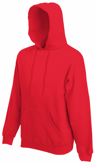 F421N Fruit of the Loom Premium Hooded Sweat
