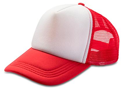 RH089 Result Headwear Detroit ½ Mesh Truckers Cap