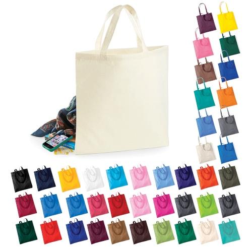 Westford Mill Bag for Life Long Handles baumwolltaschen