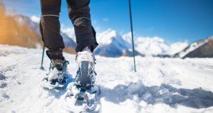 Die richtige Kleidung zum Schneeschuhwandern