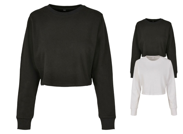 build-your-brand-ladies-terry-cropped-crew-longsleeve-crop-top