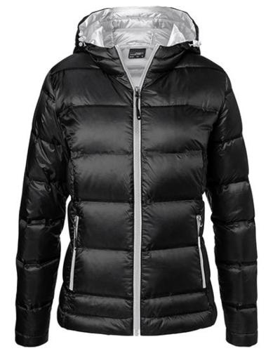 james-nicholson-ladies-hooded-down-jacket