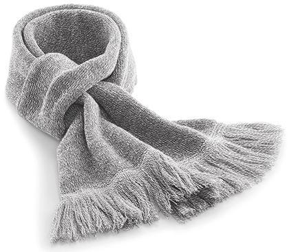 CB470 Beechfield Classic Knitted Scarf