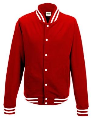 JH041 Just Hoods College Jacket