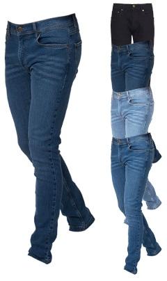 SD004 So Denim Men`s Max Slim Jeans