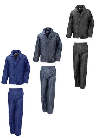 RT225X Result Core Rain Suit