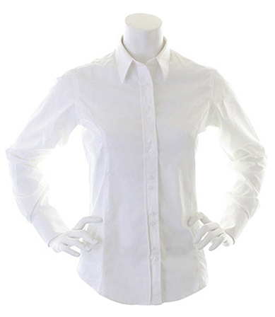 BCSWP43 B&C Poplin Shirt Heritage Long Sleeve / Women