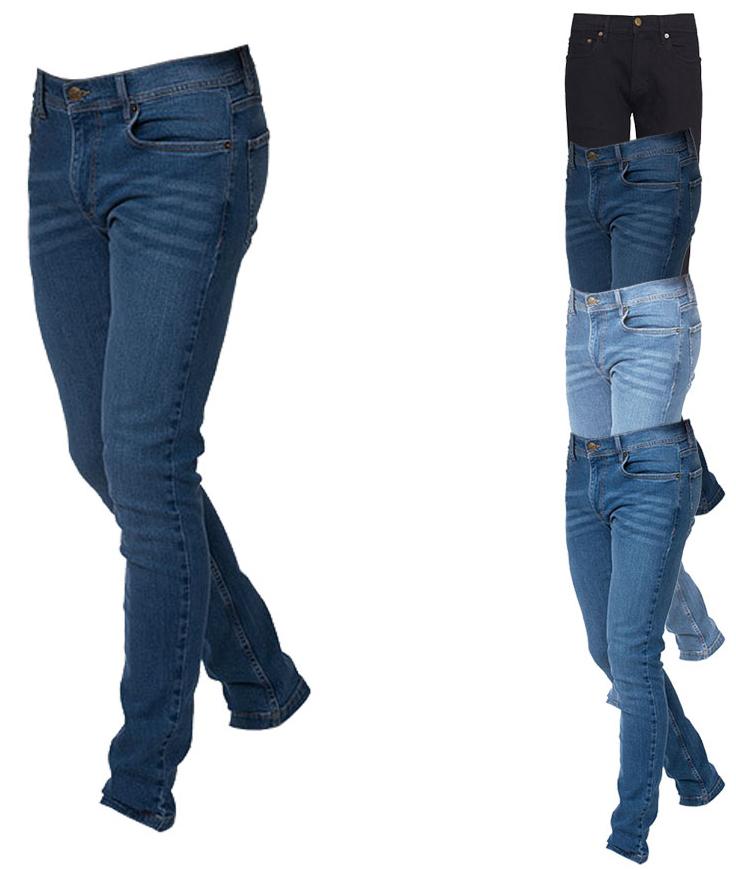 SD004 So Denim Men`s Max Slim Jeans - Modetrends 2020
