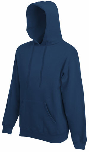 F421N Fruit of the Loom Premium Hooded Sweat - Classic Blue Trendfarben 2020