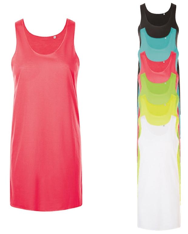 L01701 SOL´S Cocktail Dress - T-Shirt-Kleid