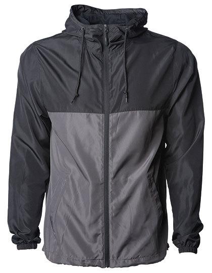 NP700 Independent Men`s Lightweight Windbreaker Jacket