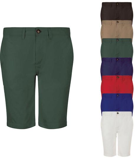 L01659 SOL´S Jasper Mens Bermuda Short - kreieren Sie Ihren New York Street Style