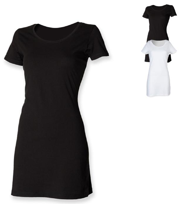 SF257 SF Women T Shirt Dress