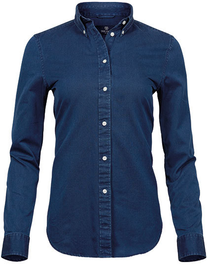 TJ4003 Tee Jays Ladies Casual Twill Shirt
