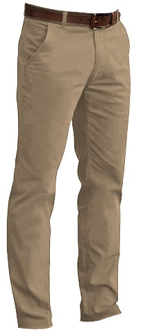 BR503 Brook Taverner Business Casual Collection Miami Men`s Fit Chino