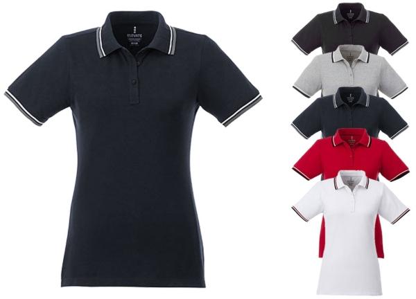 EL38103 Elevate Fairfield Ladies Poloshirt