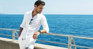 Mann in lässigem Hemd - Was zeichnet gute Freizeithemden aus?