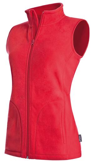 S5110 Stedman® Active Fleece Vest for women - Sportwesten für Aktive