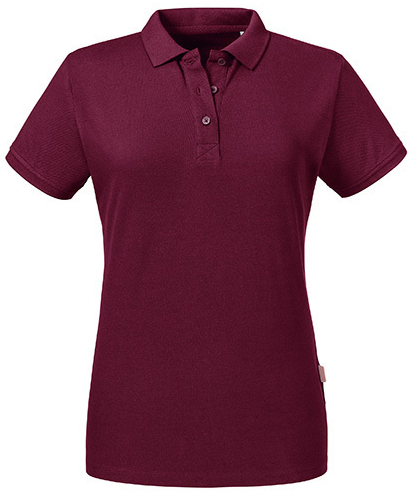 Z508F Russell Pure Organic Ladies´ Pure Organic Polo