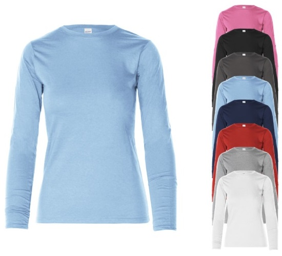 G64400L Gildan Softstyle® Ladies´ Long Sleeve T-Shirt