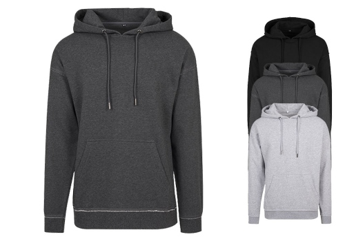 BY074 Build Your Brand Oversize Hoody In und Out 2021