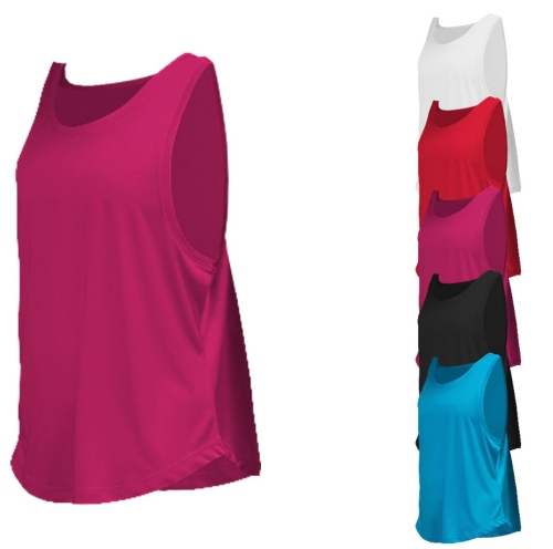 Just Cool Girlie Cool Smooth Sports Vest